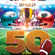 Superball Football Flyer