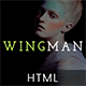 WINGMAN - eCommerce and Blog HTML Template