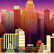Game Assets Night City Game Background