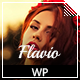 Flavio - A Personal & Responsive WordPress Theme
