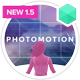 Photo Motion - Professional 3D Photo Animator