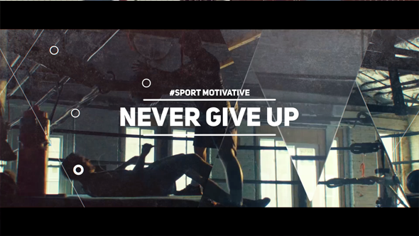 Sport Motivate // Dynamic Glitch Opener (Special Events)
