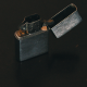 Zippo Metal Lighter Flick