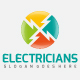 Electricians Colorful Logo