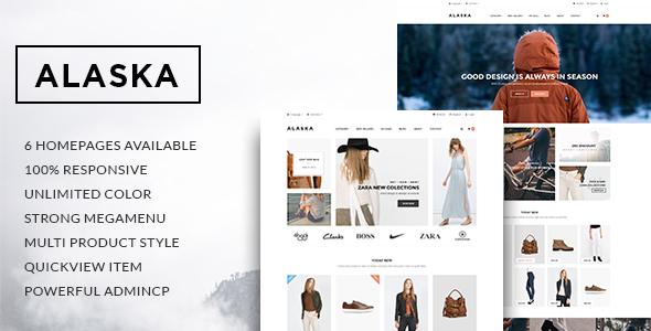 Ap Alaska Shopify Responsive Theme