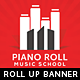 Music College School & Studio Promotional Banner