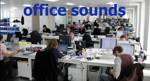 office sounds