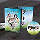 Wedding DVD Cover & CD Label v13
