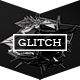Glitch Logo Reveal