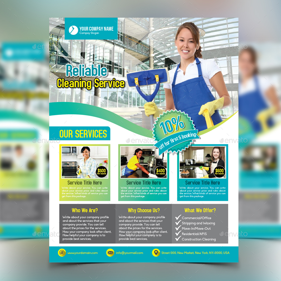 cleaning services flyer by design station graphicriver preview image set 01 preview1 jpg