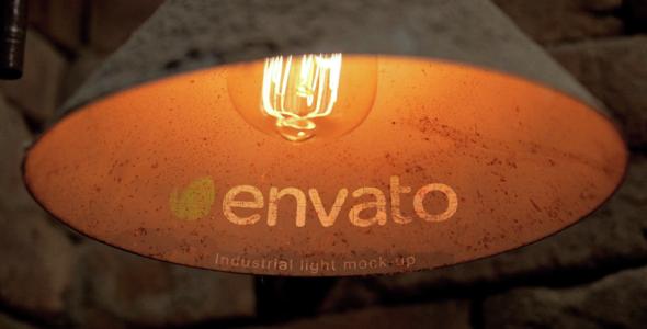 VideoHive Industrial Light Logo Mock-Up 3 in 1 14785417