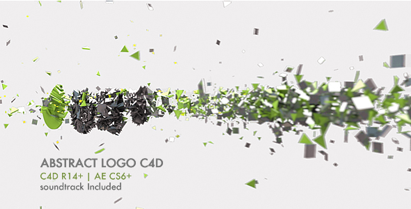 Download Abstract Logo C4D nulled download