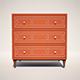 Dresser Sunrise 3 Drw