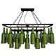 Pendant Lamp Beer Bottles
