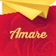 Amare - Valentine Email & Newsletter Template