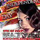 "4th of July Poster - 8.5""x11"" - GraphicRiver Item for Sale"