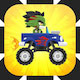 Monster Truck  2 + 3 Stunt Track