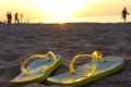 Sandals on sand - PhotoDune Item for Sale