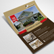 Estate Agency PSD Flyer Template