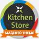 Kitchen Store - ThemeForest Item for Sale