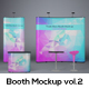 Trade Show Booth Mockups vol.2
