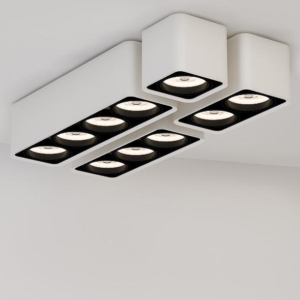 3DOcean Leds Baco Spotlights 1480052