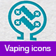 Vaping Icons