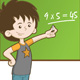 Kid at School - GraphicRiver Item for Sale