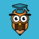 Learning Center - Logo Owl Template