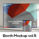 Trade-show Display Booth Mock-up vol.05