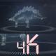 Stegosaurus Hud Hologram