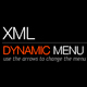XML AS2 Horizontal Image Menu - ActiveDen Item for Sale