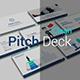 Clean Pitch Deck PowerPoint
