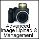 Advanced Image Upload & Management