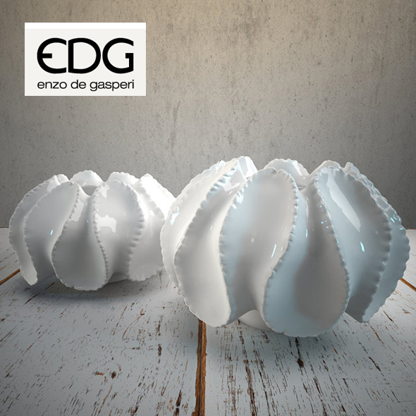 Chakra vases by EDG - 3DOcean Item for Sale