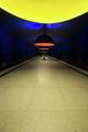 Westfriedhof subway station in Munich, Germany