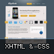 iBusiness XHTML & CSS Theme - ThemeForest Item for Sale