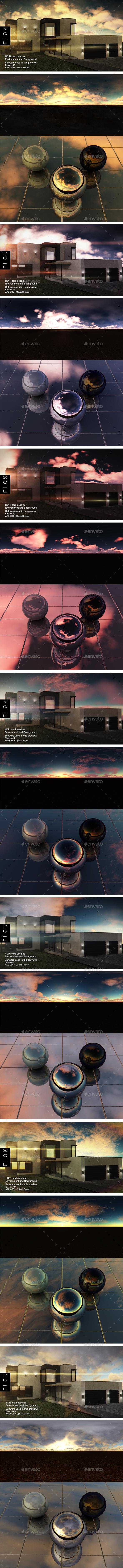 HDRI Pack - Desert vol10 - 3DOcean Item for Sale