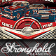 Vintage Car Show Flyer - GraphicRiver Item for Sale