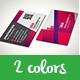 Minimal Corporate Business Card V1