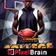 Basketball Flyer/Poster Vol. 1