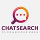Chat Search Logo
