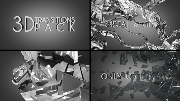 Download 3D Transitions Pack nulled download
