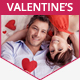 Valentine's Day Sale - HTML5 ad banners