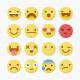 Emoji Flat Icons .