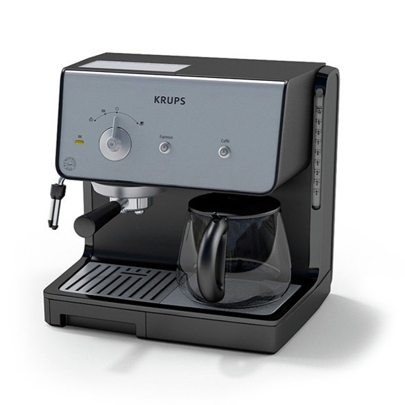 3DOcean Coffee machine 14860456