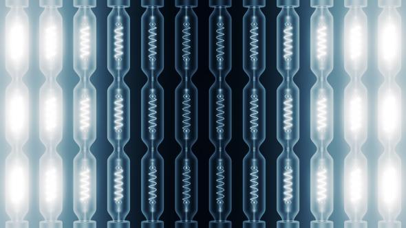 VideoHive Light Halogen Cool 14863344