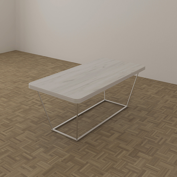 Club table 1120 x 620 - 3DOcean Item for Sale