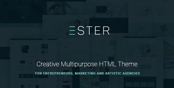 Ester - Multipurpose Site Template