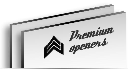 Premium Openers